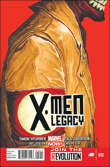 X-Men Legacy (2013) 12-A by Marvel