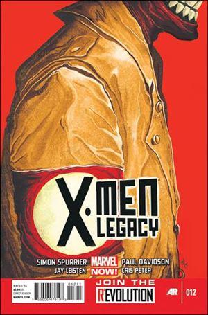 X-Men Legacy (2013) 12-A
