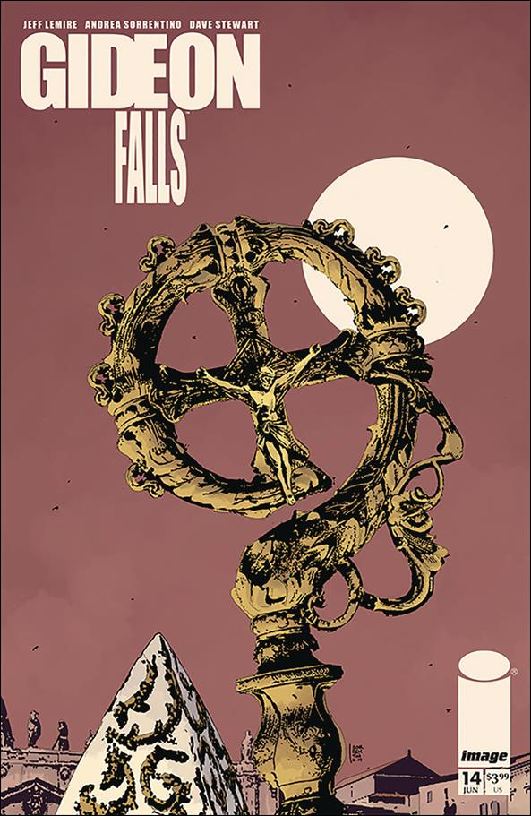 Gideon Falls 14-A by Image