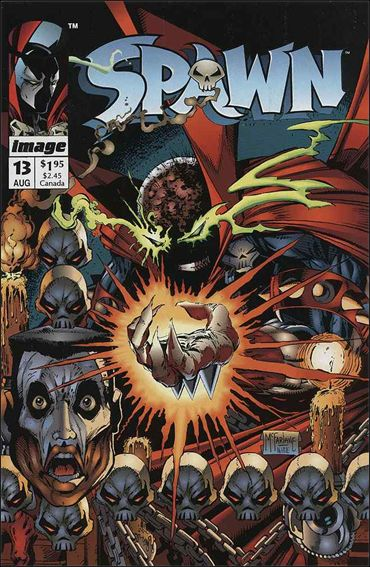 Spawn 13-A by Image