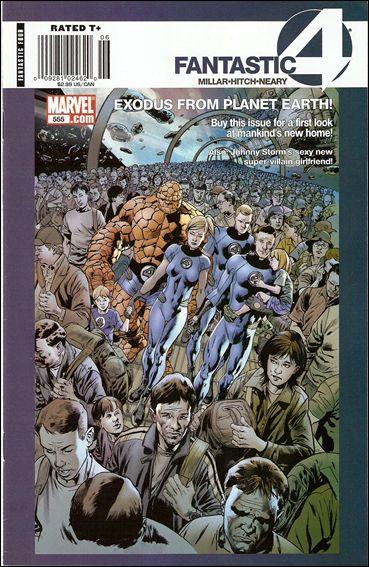 Fantastic Four (1961) 555-B by Marvel