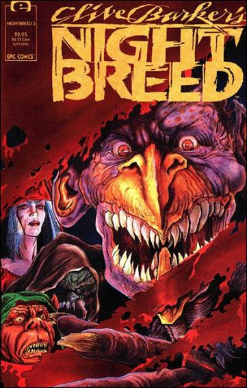 Night Breed 5-A by Epic