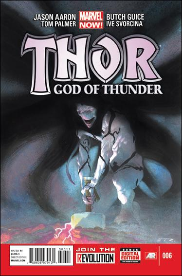 Thor: God of Thunder 6-A by Marvel