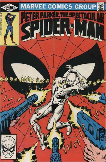 Spectacular Spider-Man (1976) 52-A by Marvel