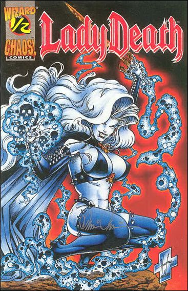 Lady Death (1994) 1/2-B by Chaos