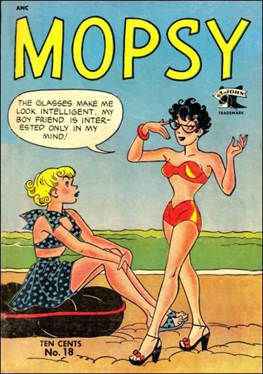 Mopsy 18-A by St. John