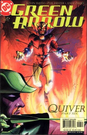 Green Arrow (2001) 6-A by DC
