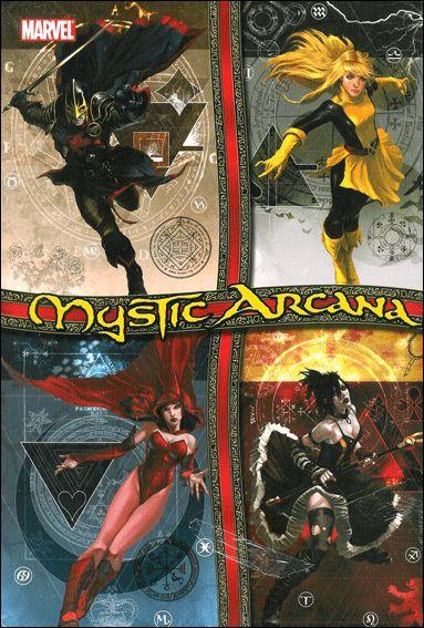 Mystic Arcana nn-A by Marvel