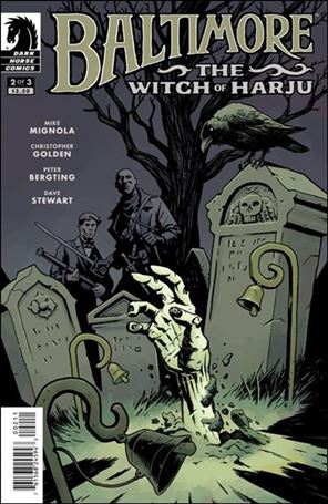 Baltimore: The Witch of Harju 2-A