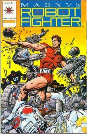 Magnus Robot Fighter (1991) 0-A