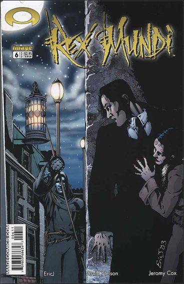 Rex Mundi (2002) 6-A by Image