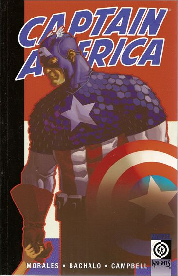 Captain America (2003) 5-A by Marvel