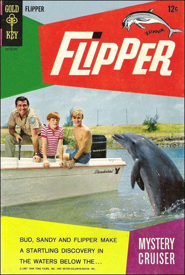 Flipper 3-A by Gold Key