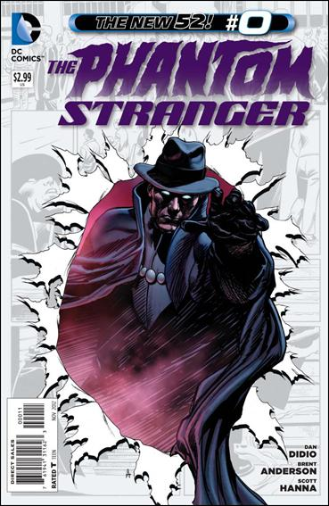 Phantom Stranger (2012) 0-A by DC