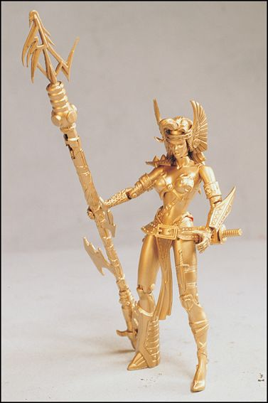 Spawn (Series  2) Angela (Gold Edition) by Todd Toys