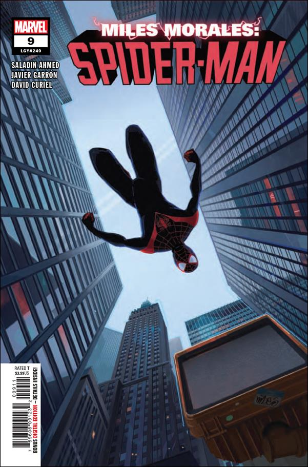 Miles Morales: Spider-Man 9-A by Marvel