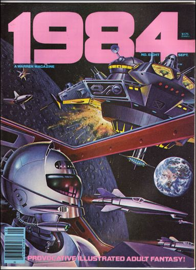 1984 8-A by Warren