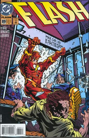 Flash (1987) 89-A by DC