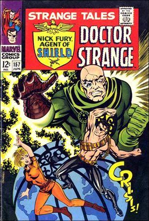 Strange Tales (1951) 157-A