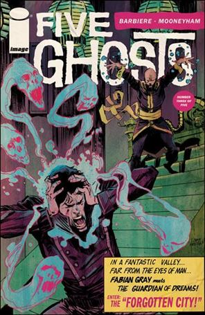 Five Ghosts: The Haunting of Fabian Gray 3-A