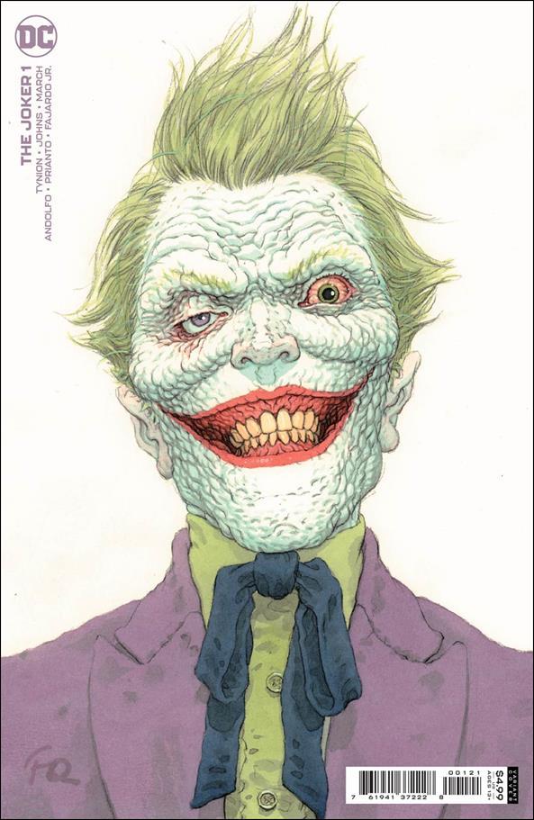 Joker (2021) 1-B by DC
