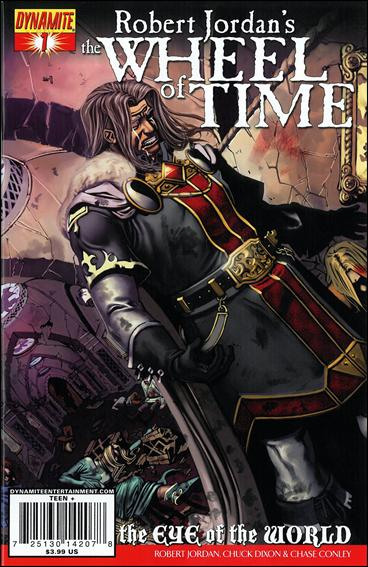 Robert Jordan's Wheel of Time: The Eye of the World (2010) 1-A by Dynamite Entertainment
