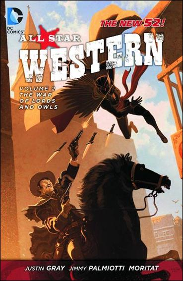 All Star Western  2-A by DC