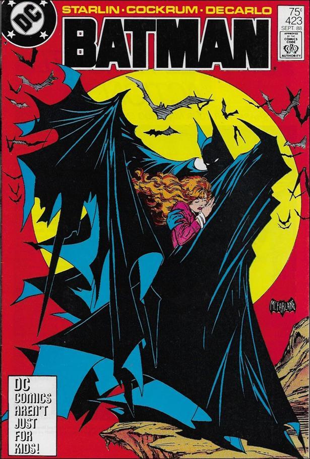 Batman (1940) 423-B by DC