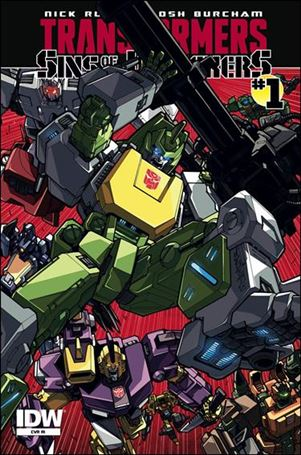 Transformers: Sins of the Wreckers 1-C
