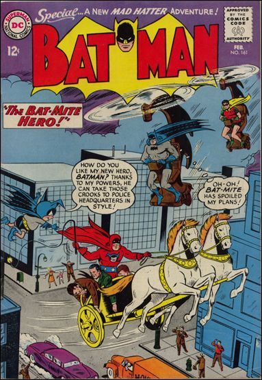 Batman (1940) 161-A by DC