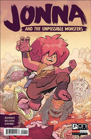 Jonna and the Unstoppable Monsters 1-A