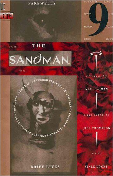 Sandman (1989) 49-A by Vertigo