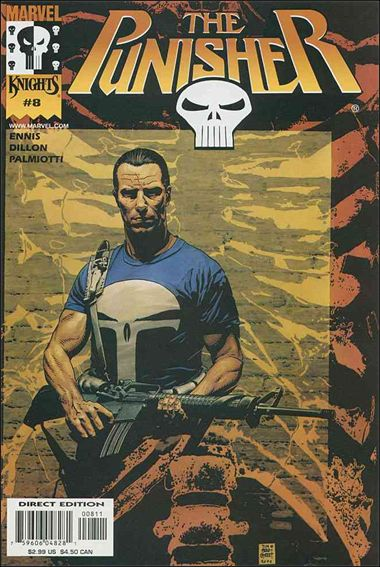 Punisher (2000) 8-A by Marvel