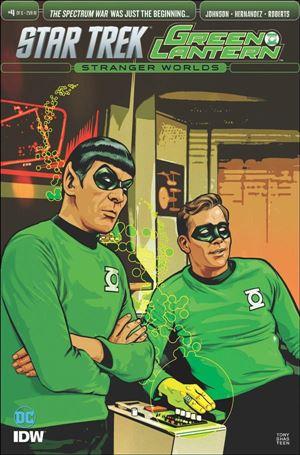 Star Trek/Green Lantern (2016) 4-C