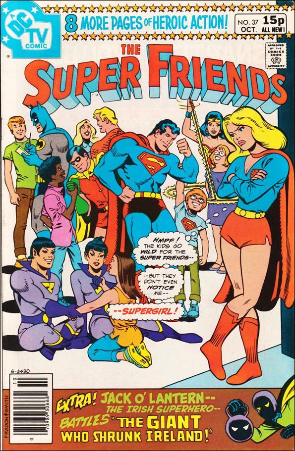 Super Friends (1976) 37-B by DC