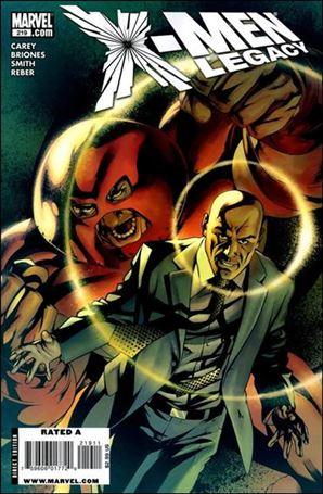X-Men Legacy (2008) 219-A
