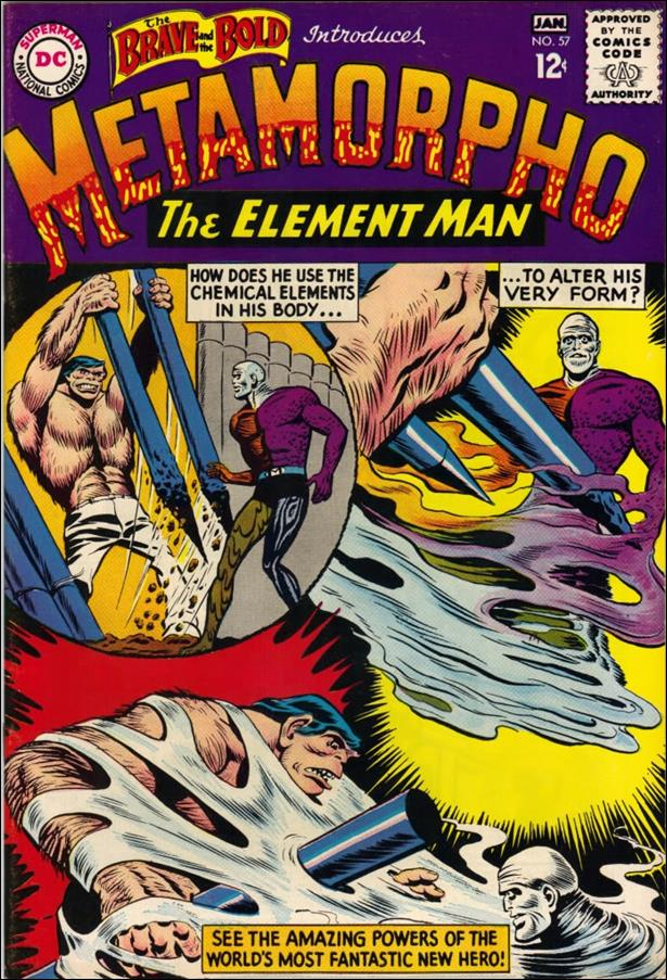 Brave and the Bold (1955) 57-A by DC