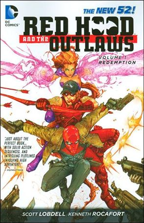 Red Hood and the Outlaws  1-A