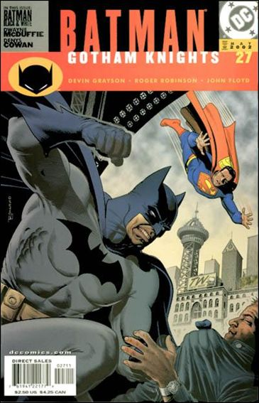 Batman: Gotham Knights 27-A by DC
