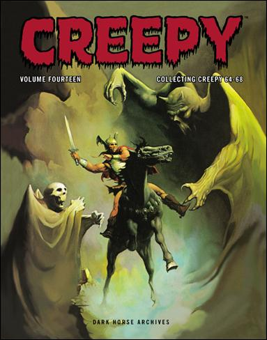 Creepy Archives 14-A by Dark Horse