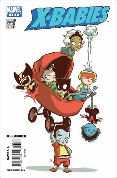 X-Babies 4-A by Marvel