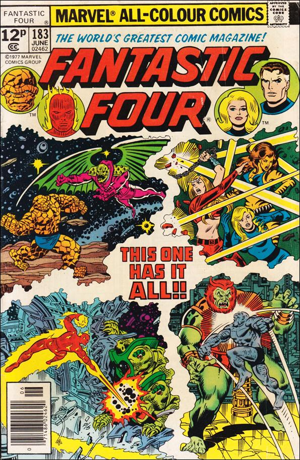 Fantastic Four (1961) 183-C by Marvel