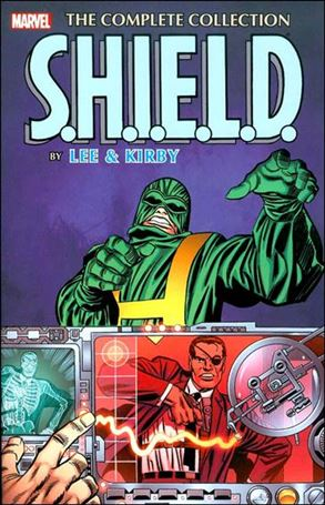 S.H.I.E.L.D. by Lee & Kirby Complete Collection nn-A
