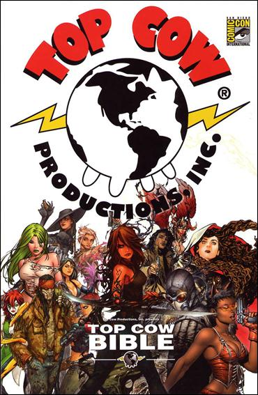 Top Cow Bible 1-A by Top Cow