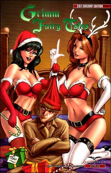 Grimm Fairy Tales: Holiday Special 3-A by Zenescope Entertainment