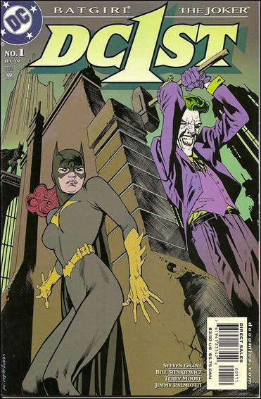 DC First: Batgirl/Joker 1-A by DC