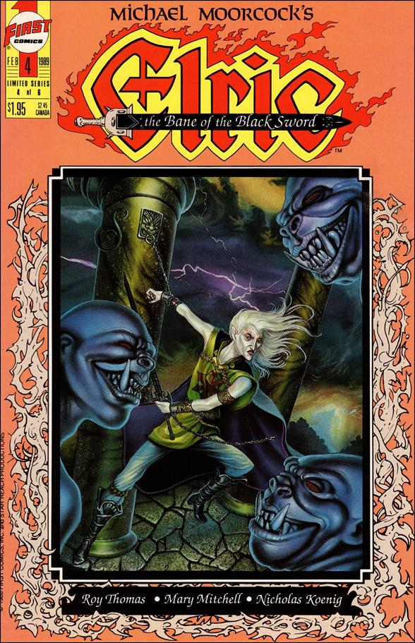 Elric: The Bane of the Black Sword 4-A by First