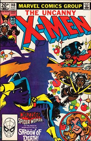Uncanny X-Men (1981) 148-B