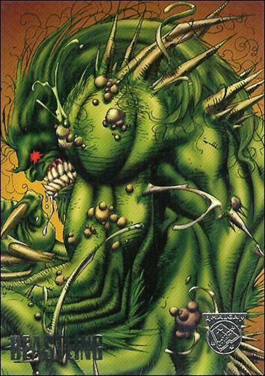 Amalgam Comics (Base Set) 38-A by Fleer/SkyBox