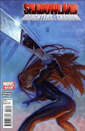 Shadowland: Daughters of the Shadow 3-A